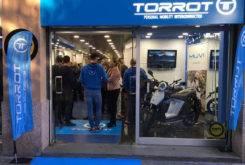 Torrot concesionario moto rent Barcelona 010