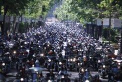 Desfile Concentración Harley Davidson KM0