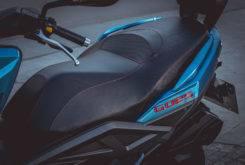 Goes G 125 GT EFI 2017 prueba MBK 20