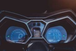 Goes G 125 GT EFI 2017 prueba MBK 26