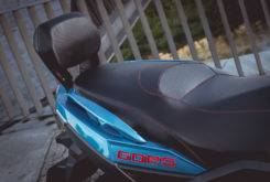 Goes G 125 GT EFI 2017 prueba MBK 34