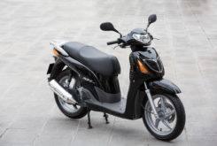 Honda SH125 HeritageOriginal SH125 (2001)