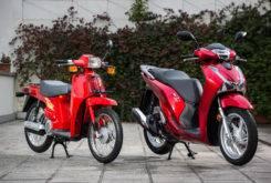 Honda SH125 HeritageOriginal SH50 and 17YM SH125i