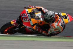 Marc Marquez Test Montmelo MotoGP 2017