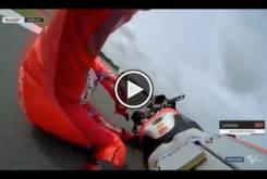 Caida Jorge Lorenzo MotoGP Assen 2017