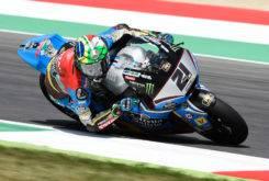 Franco Morbidelli pole Mugello Moto2 2017