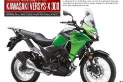 Kawasaki Versys X 300 MBK30