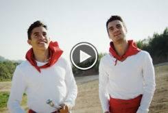 Marc Márquez Dani Pedrosa chupinazo Red Bul X Fighters 2017 play