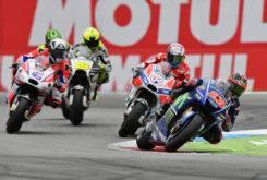 Maverick Vinales MotoGP Assen 2017 caida