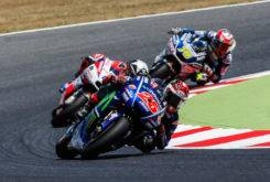 Maverick Vinales carrera MotoGP Montmelo 2017