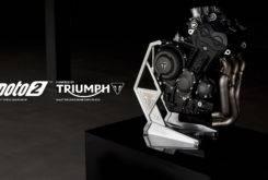 Moto2 2019 Triumph