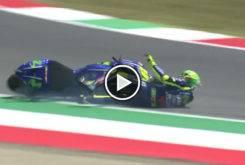 PlayCaida Valentino Rossi Entrenamientos Mugello 201711