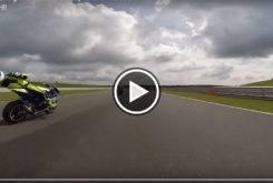 accidente moto circuito quilla