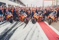 KTM MotoGP Test MotorLand Aragon 07