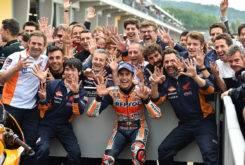Marc Marquez victoria MotoGP Alemania 2017