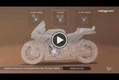 Motores MotoGP 3D