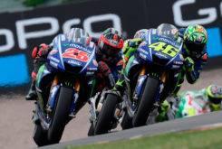 Movistar Yamaha MotoGP 2017 Valentino Rossi Maverick Vinales