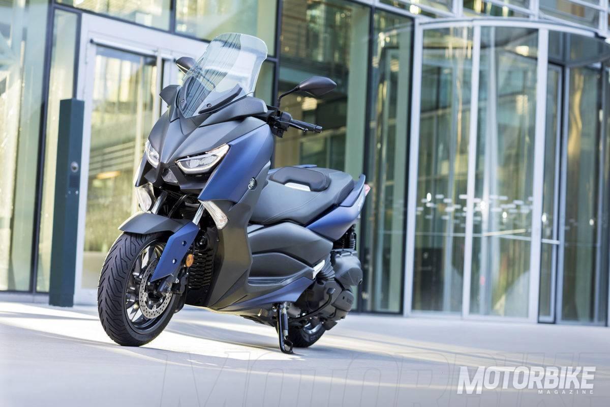Yamaha X Max 400 2018 Precio Fotos Ficha Técnica Y Motos Rivales