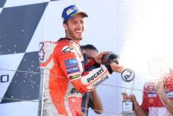 Andrea Dovizioso MotoGP 2017 Silverstone victoria