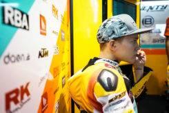 Gabriel Rodrigo pole Brno Moto3