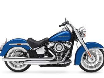Harley Davidson Softail Deluxe 2018 03