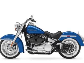 Harley Davidson Softail Deluxe 2018 05