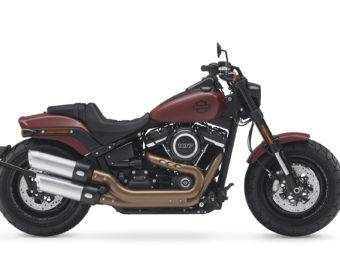 Harley Davidson Softail Fat Bob 2018 02