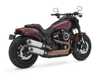Harley Davidson Softail Fat Bob 2018 05