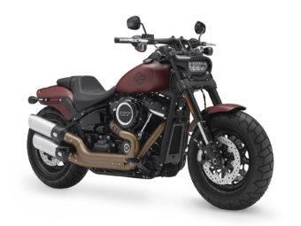 Harley Davidson Softail Fat Bob 2018 06