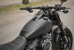 Harley Davidson Softail Fat Bob 2018 17