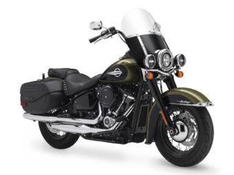 Harley Davidson Softail Heritage Classic 2018 01