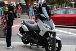 MBKpasajeros niñosmo en moto 42