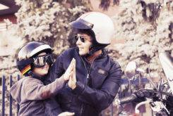MBKpasajeros niñosmo en moto 47