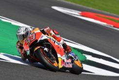 Marc Marquez pole MotoGP Silverstone 2017