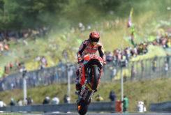 Marc Marquez victoria MotoGP Brno 2017