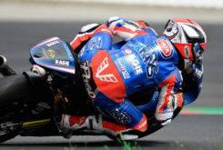 Mattia Pasini Moto2 Silverstone 2017 pole