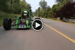 Trike Kawasaki Ninja 900 AMT Machine Shop 06
