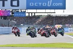 Calendario provisional MotoGP 2018