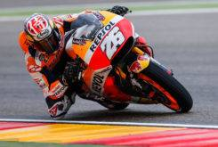 Dani Pedrosa GP Aragon MotoGP 2017 viernes