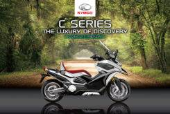 KYMCO C Series Concept scooter adventure tourer 04