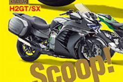 Kawasaki H2 GT SX 2018