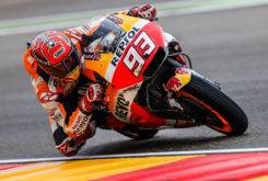 Marc Marquez FP1 MotoGP Aragon 2017