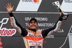 Marc Marquez victoria GP San Marino MotoGP 2017