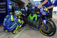 Valentino Rossi examen medico MotoGP Aragon 2017