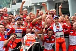 Andrea Dovizioso GP Malasia MotoGP 201720