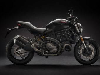 Ducati Monster 821 2018 80