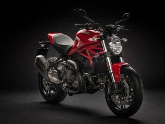 Ducati Monster 821 2018 83