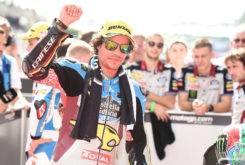 Franco Morbidelli Campeon Mundo Moto2 2017
