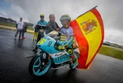 Joan Mir Campeon Mundo GP Australia Moto3 2017