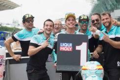 Joan Mir victoria GP Malasia Moto3 2017